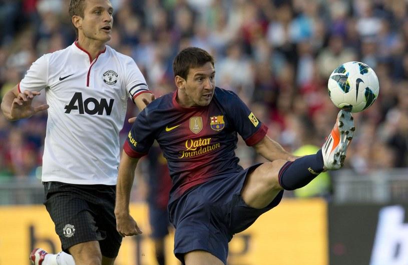 Czy Leo Messi i spółka wrócą na szczyt europejskiego futbolu? /AFP