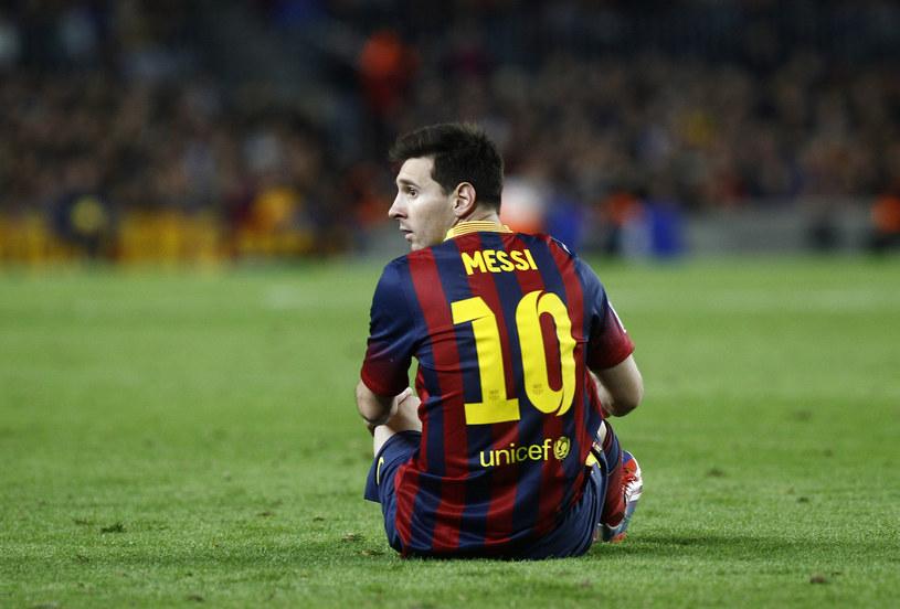 Czy Leo Messiemu starczy cierpliwości, by zająć się swoim zdrowiem? /AFP
