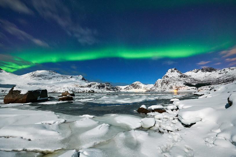 Czy lodowce Grenlandii kiedyś całkowicie znikną? /123RF/PICSEL
