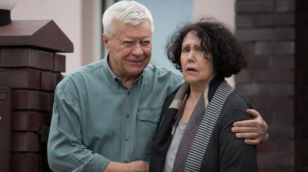Czy Ludwika ma początki choroby Alzheimera? /Agencja W. Impact