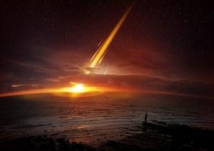 Czy ludzkość przetrwa uderzenie komety?