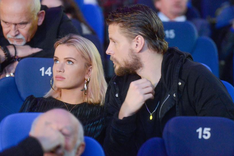 Czy Maffashion i  Sebastian Fabijański wkrótce zaczną planować ślub? /Piotr Kamionka /Reporter