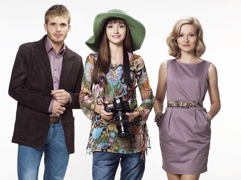 Czy Majka (Joanna Osyda) będzie równie popularna jak Ula? /Kuba Winiarski /TVN