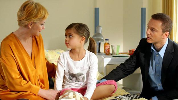 Czy mała Ania wyzdrowieje? /fot  /MTL Maxfilm
