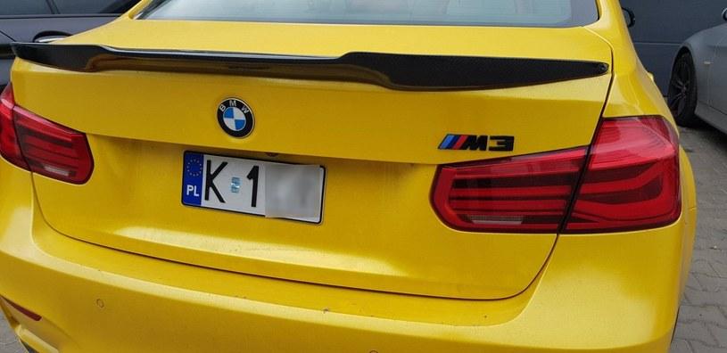 Czy małe tablice można zakładać na auta europejskie? /INTERIA.PL