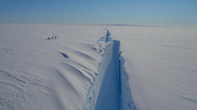 Czy Maorysi jako pierwsi odkryli Antarktydę? /Jan de Rydt/Ferrari Press/  /East News
