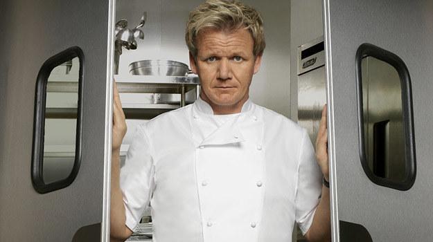 """Czy """"MasterChef"""" będzie przypominał słynną """"Piekielną kuchnię Gordona Ramsaya""""? /"""