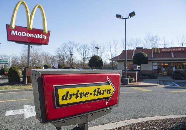 Czy McDonald's się przejadł? Amerykański gigant nie radzi sobie z kryzysem /AFP