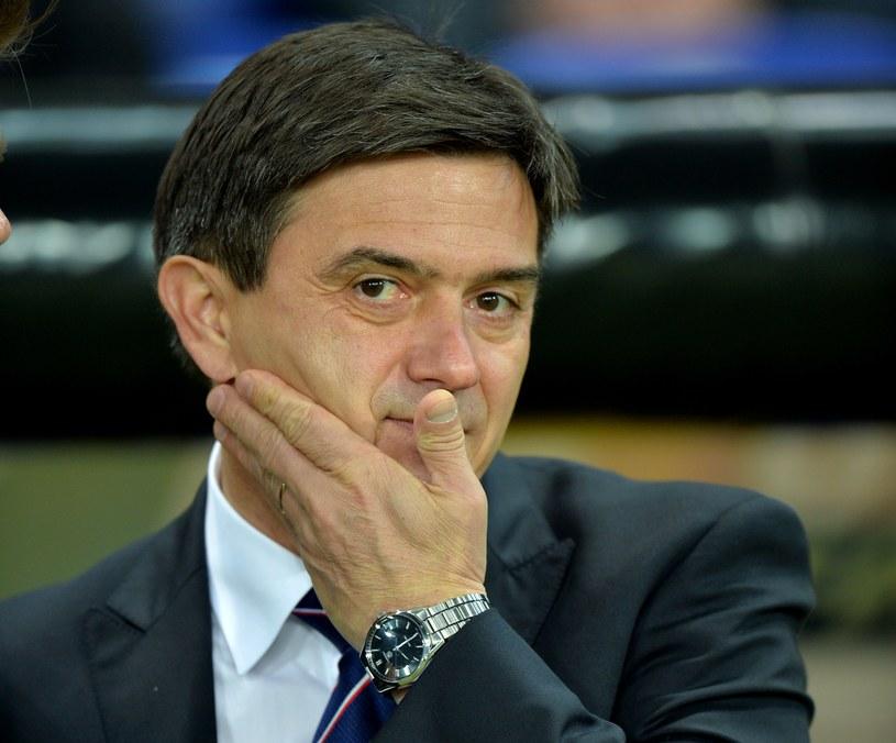 Czy mecz na Wembley będzie pożegnaniem z kadrą Waldemara Fornalika? /AFP