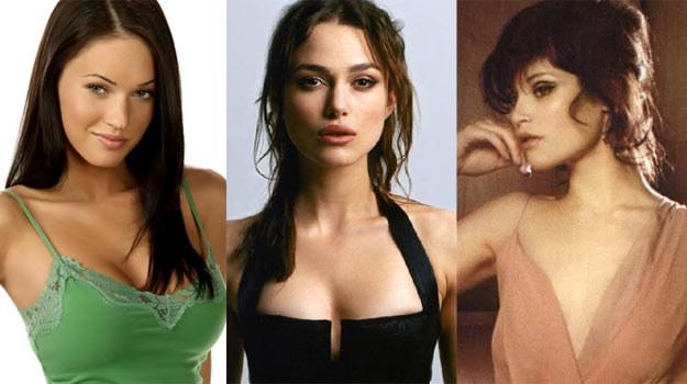 Czy Megan Fox, Keira Knightley i Gemma Arterton będą ikonami kina przez najbliższe dekady? /