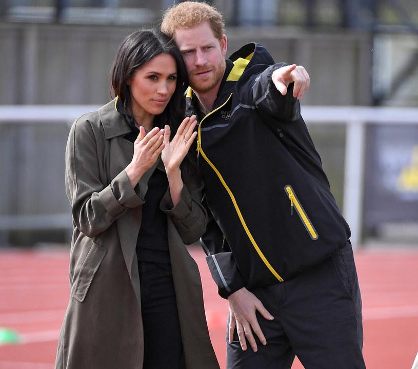 Czy Meghan Markle i Prince Harry wybiorą swoje perfumy na ten wielki dzień? /East News