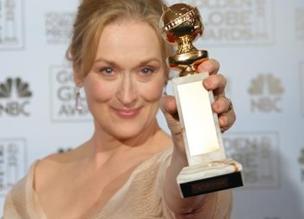 Czy Meryl Streep będzie się też cieszyć 25 lutego? /AFP