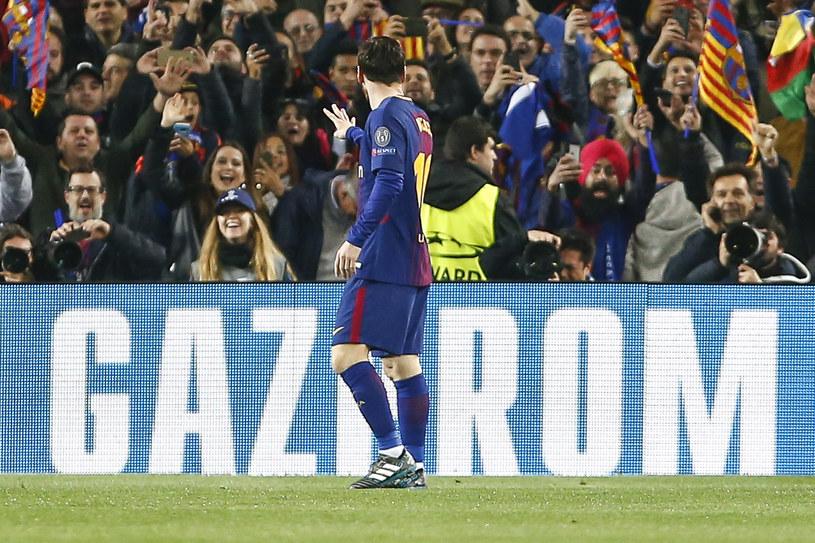Czy Messi był już jedną nogą w Chelsea Londyn? /Urbanandsport/NurPhoto  /Getty Images