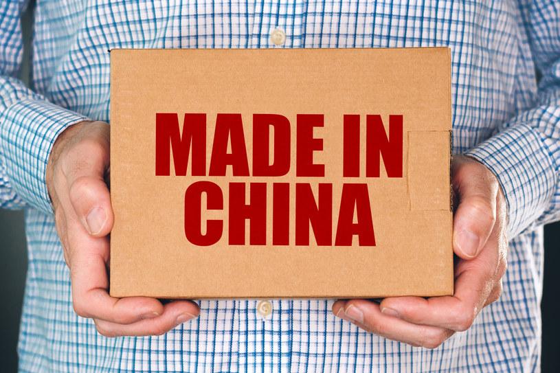 """Czy metka """"Made in China"""" na elektronice przestanie być tak powszechna? /123RF/PICSEL"""