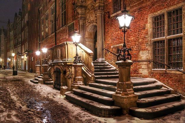 Czy miasta pogrążą się w mroku? Nz. Gdańsk /©123RF/PICSEL