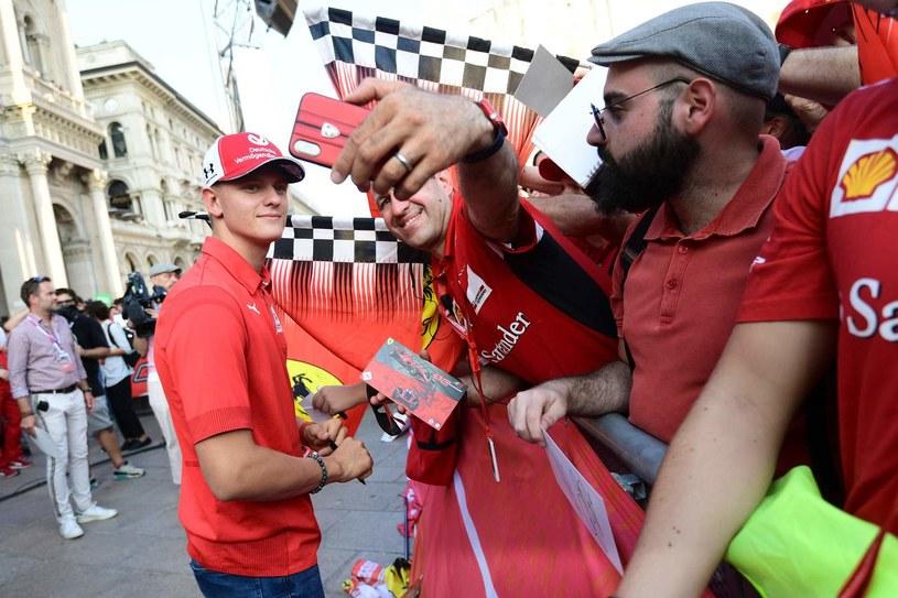Czy Mick Schumacher podąży w ślady ojca? /AFP