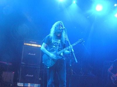Czy Mikael Akerfeld (Opeth) zagra w Szczytnie? /INTERIA.PL
