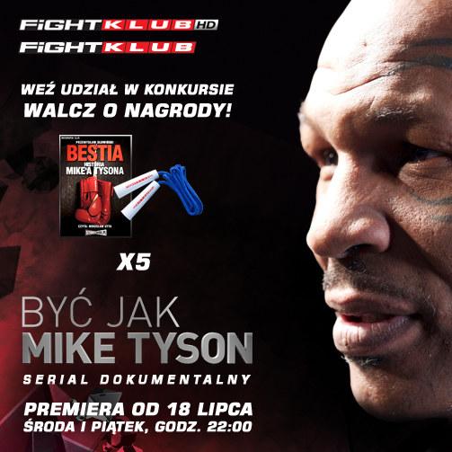 Czy Mike Tyson był lepszym pięściarzem niż dzisiejsi mistrzowie? /materiały prasowe