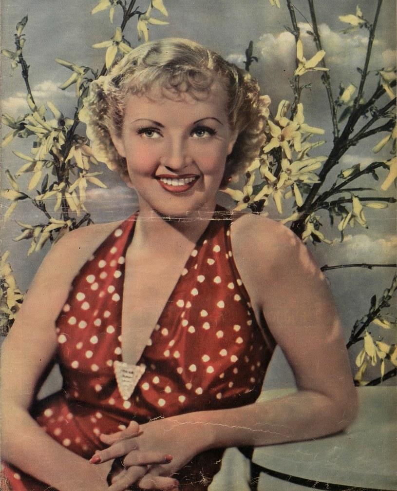 Czy modę na blond za wdzięczmy prostytutkom? (źródło: domena publiczna) /Ciekawostki Historyczne