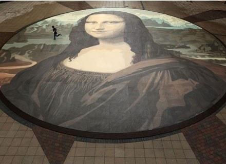 Czy Mona Lisa miała zbyt wysoki poziom cholesterolu? /INTERIA.PL/PAP