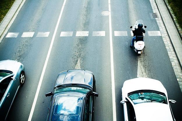 Czy motocykl to samochód? Zdania są podzielone /©123RF/PICSEL