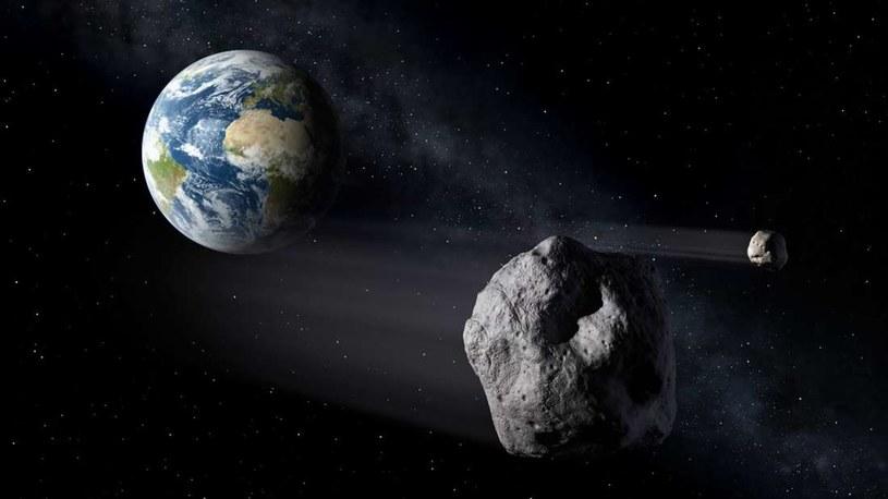 Czy możemy czuć się zagrożeni przez asteroidy i obiekty NEO? /NASA