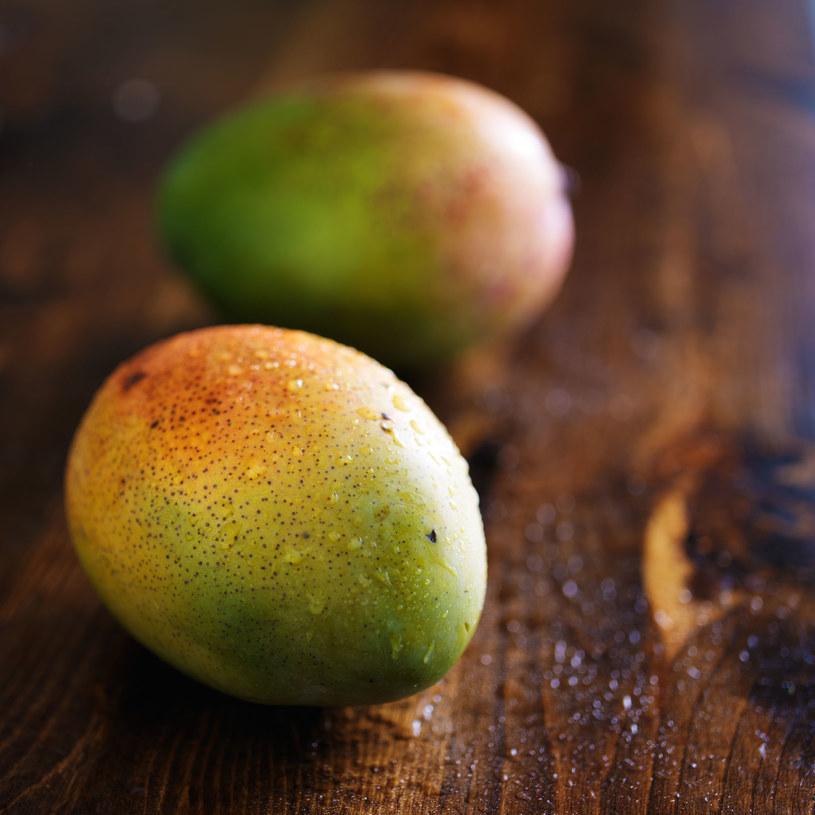 Czy można jeść skórkę z mango? /123RF/PICSEL