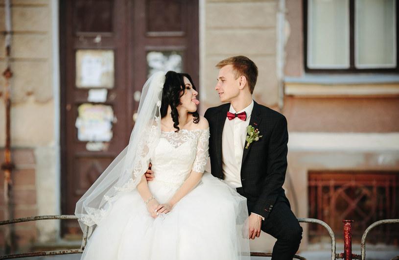 Czy można połączyć ślub humanistyczny z tym w tradycyjnym ujęciu? /123RF/PICSEL