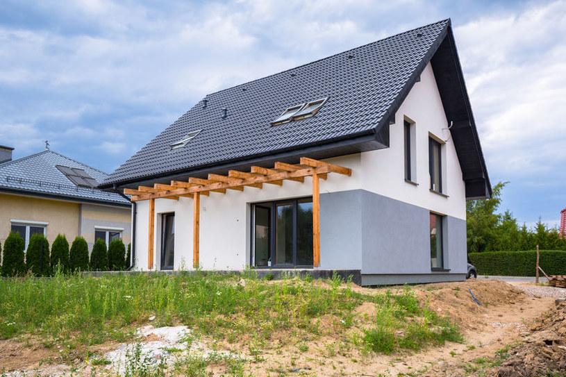 Czy można użytkować budynek przed zakończeniem budowy? /©123RF/PICSEL