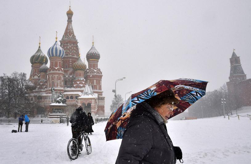 Czy mroźna zima nadejdzie? /AFP