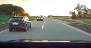 Czy na autostradzie wolno wyprzedzać z prawej strony?