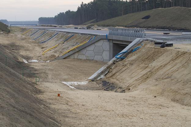 Czy na budowie A1 powtórzą się problemy? / Fot: Adam Wysocki /East News