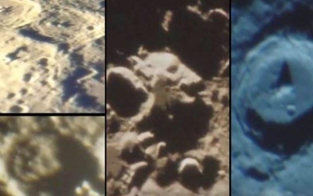 Czy na Księżycu mogą istnieć ślady dawnej cywilizacji? /Innemedium.pl