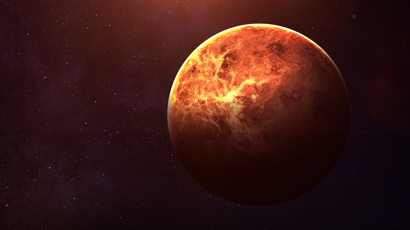 Czy na Wenus istnieje życie? /123RF/PICSEL