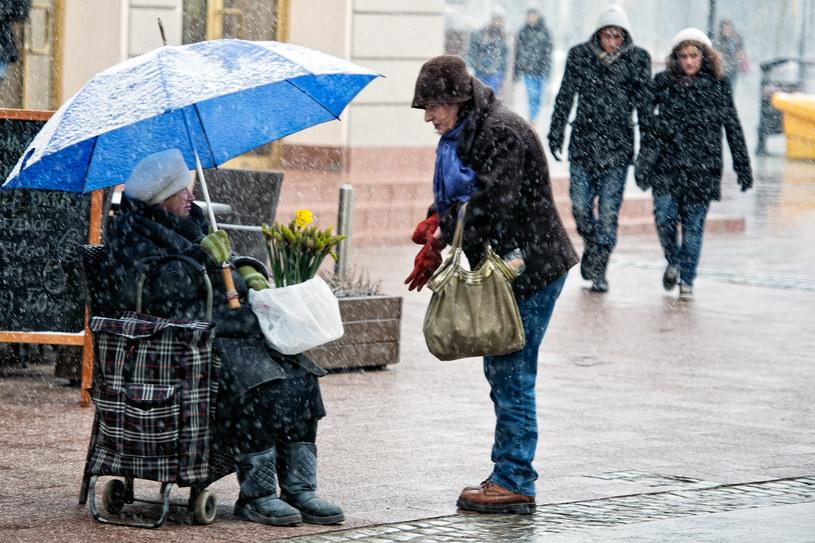 Czy na Wielkanoc spadnie śnieg? / Łukasz Dejnarowicz  /Agencja FORUM