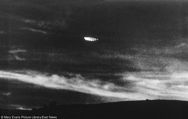 Czy nad Gdynią pojawiło się UFO? (zdjęcie ilustracyjne) /East News