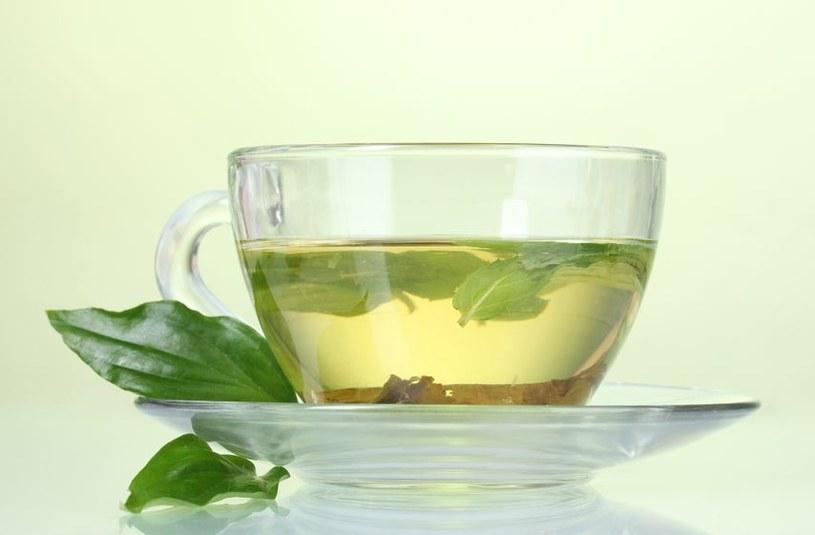 Czy nadmiar zielonej herbaty może być szkodliwy? /123RF/PICSEL