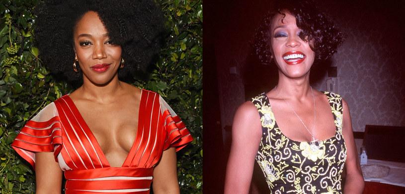 Czy Naomi Ackie poradzi sobie z rolą Whitney Houston? /David M. Benett/Dave Benett/Robin Platzer/Online USA/Liaison Agency /Getty Images