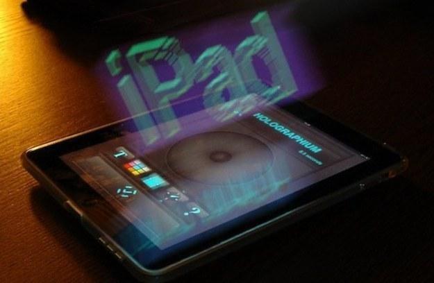 Czy następny iPad zostanie wyposażony w ekran z technologią obrazu 3D? /tabletowo.pl