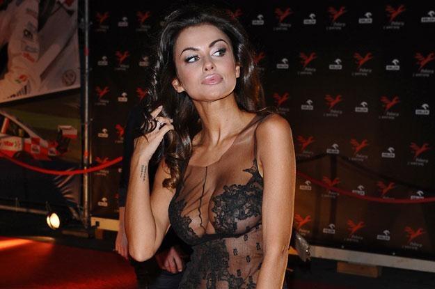 Czy Natalia Siwiec zrobi karierę w muzycznym show-biznesie? /MWMedia