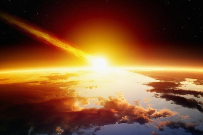 Czy naukowcy będą w stanie ocalić Ziemię przed zderzeniem z asteroidą? /123RF/PICSEL