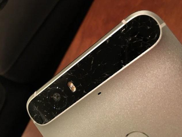 Czy Nexus6P ma problemy z pękającym szkłem? /materiały prasowe