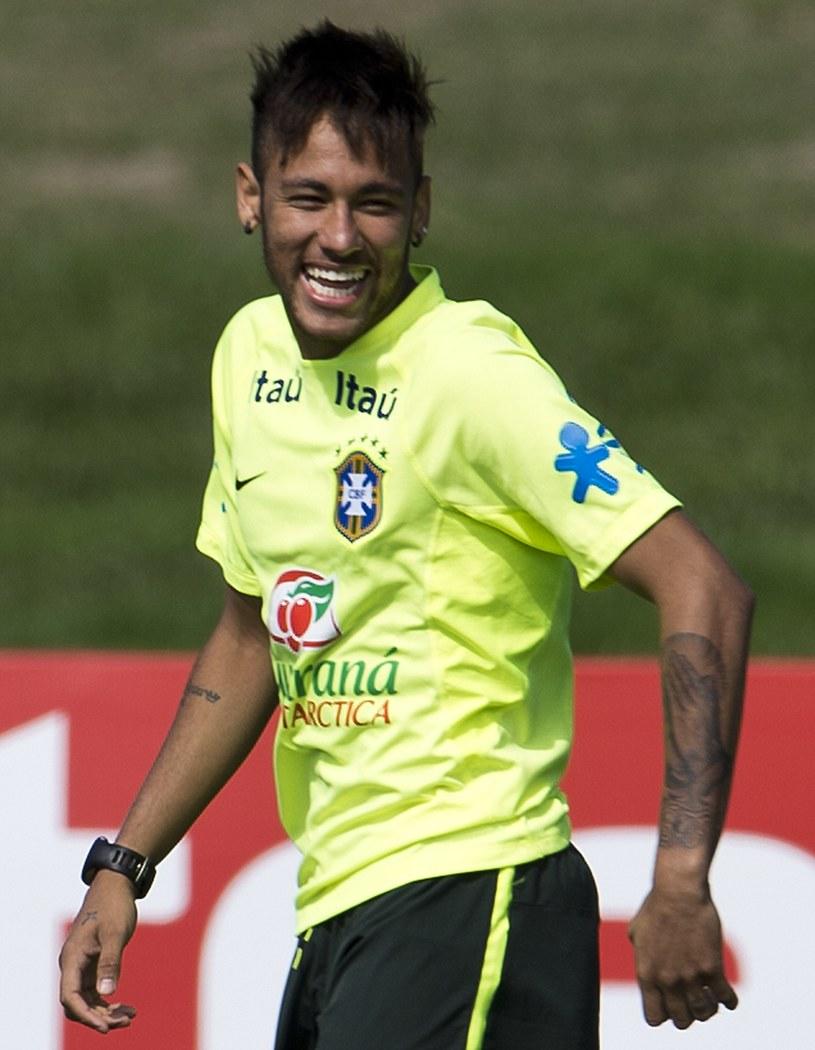 Czy Neymar poprowadzi Brazylię do zwycięstwa w mundialu? /AFP