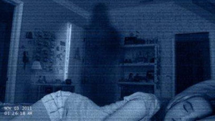 """Czy niewyjaśnione zjawiska uda nam się kiedyś zrozumieć? (kadr z filmu """"Paranormal Activity 4"""") /materiały prasowe"""
