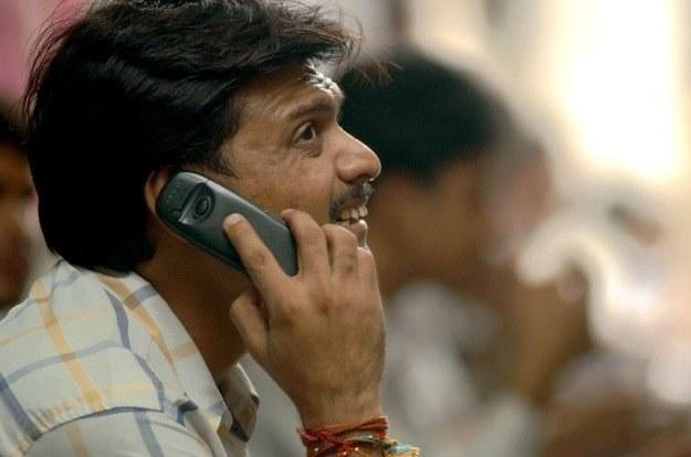 Czy Nokia rzeczywiście traci popularność w Indiach? /AFP