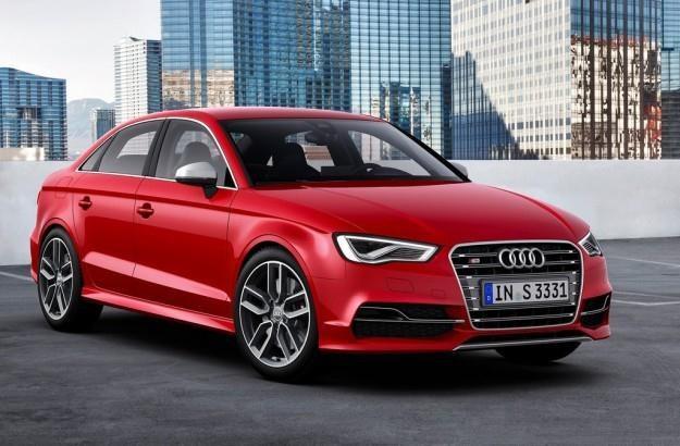 Czy nowe modele Audi są do siebie zbyt podobne? /