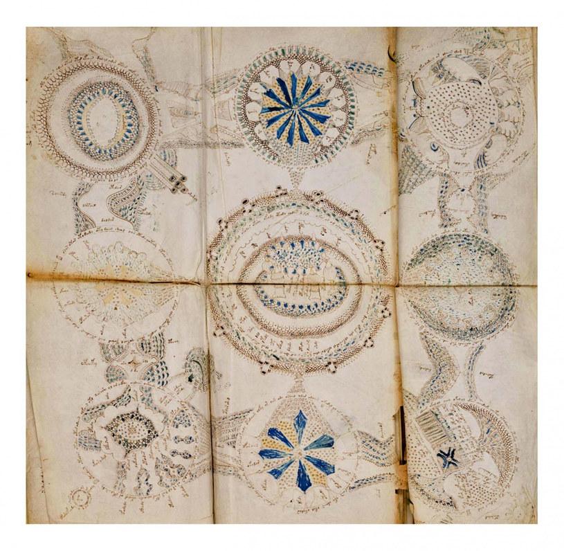 Czy nowoczesne technologie pomogą w rozwikłaniu zagadki tajemniczego manuskryptu? /World History Archive /East News