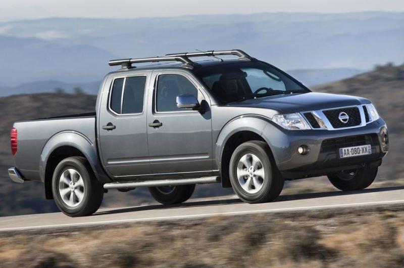 Czy nowy pick-up Mercedesa powstanie wspólnie z nowym Nissanem Navarą? /