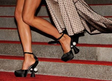 Czy o tym, co modne decydują celebryci? /Getty Images/Flash Press Media