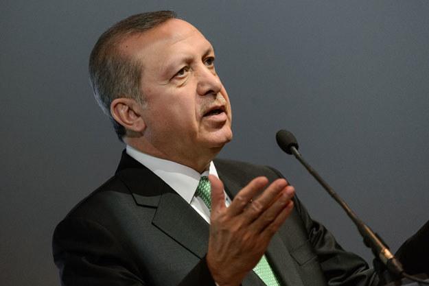 Czy oficerowie chcieli obalić rząd obecnego prezydenta Recepa Tayyipa Erdogana? fot. Jure Makovec /AFP